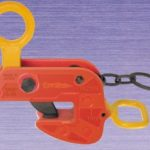 Lateral lifting clamp ((HLCHE~12WHE)