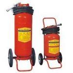 Bình chữa cháy dạng bột có xe đẩy MFZ35- 35 kg