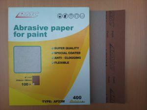 Giấy nhám RMC dùng cho sơn PU và Gỗ