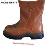 LEATHER BOOTS PROTECTION OF OSCAR