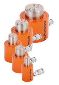 4. Short Stroke Cylinders - Spring Return