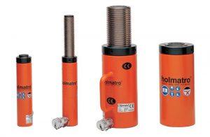 4. Short Stroke Cylinders - Spring Return