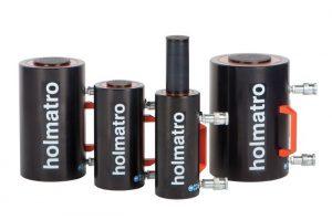 Aluminium Cylinders - Spring Return & Hydraulic Return-2