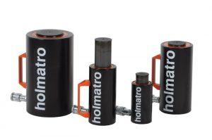 Aluminium Cylinders - Spring Return & Hydraulic Return