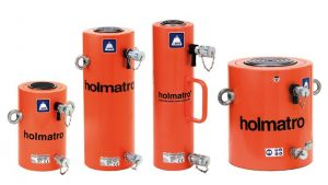 Construction Cylinders - Hydraulic Return