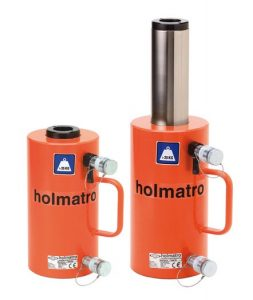 Hollow Plunger Cylinders - Gravity Return, Spring Return & Hydraulic Return-1