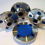 Steel  flanges Standard ANSI