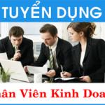 (Tiếng Việt) Tuyển nhân viên kinh doanh có kinh nghiệm