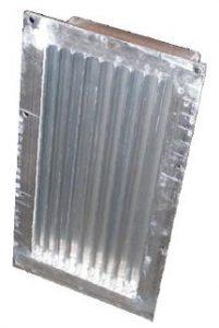 Cửa thông gió ngăn sương chuyên dụng hàng hải - Mist Eliminator Louver 12-1-201x300