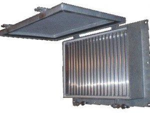 Cửa thông gió ngăn sương chuyên dụng hàng hải - Mist Eliminator Louver 123-1-300x225