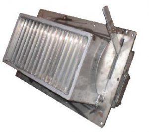 Cửa thông gió ngăn sương chuyên dụng hàng hải - Mist Eliminator Louver 123123-1-300x265