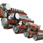 Marine Propulsion Engines