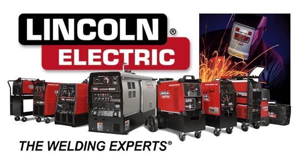 Thiết Bị Sản Phầm Lincol Electric